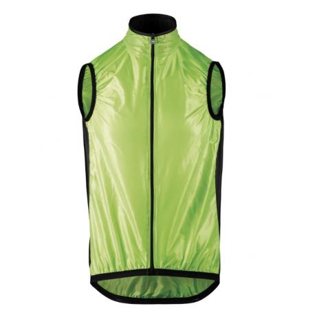 Assos Gilet Blitz Gt Visibility Green