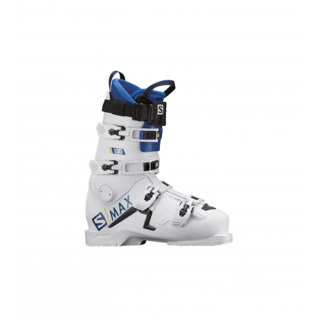 Salomon Scarpone S/Max 130 White/Race Blue/Black