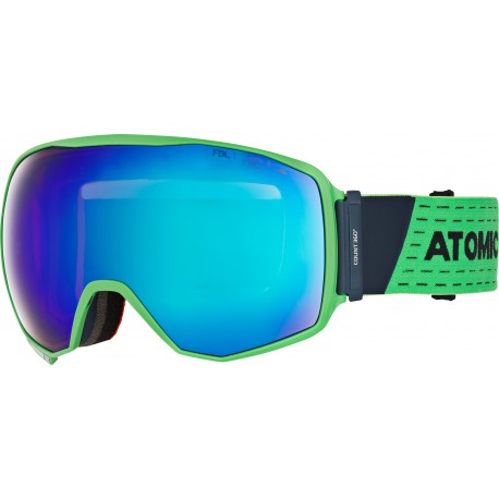 Atomic Maschera Count 360 HD Green