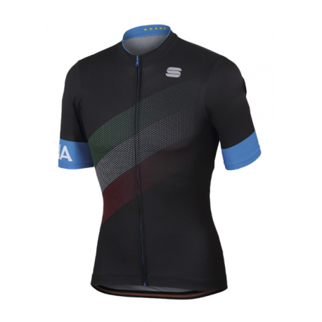 Sportful Maglia Italia Black