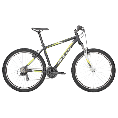 Bulls Mtb Pulsar Eco 27,5 Black Matt/Lime