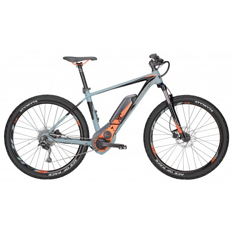 Bulls E-Mtb Six 50 E1 27,5 (400Wh) Grey Matt/Neon Orange
