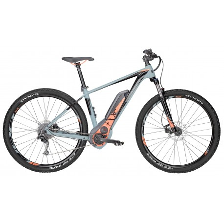Bulls E-Mtb Twenty 9 E1 29 (500 Wh) Grey Matt/Neon Orange