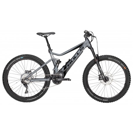 Bulls E-Mtb E-Stream Evo Am 4 27,5+ Grey Matt/ Black