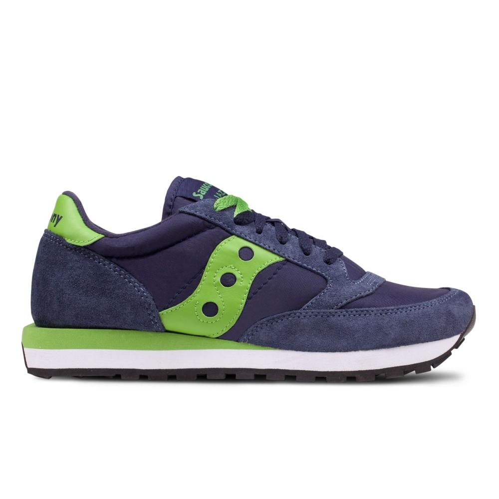 Saucony Sneakers Jazz Blu Verde Uomo
