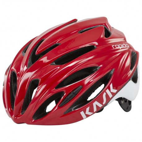 Kask Casco Rapido Red