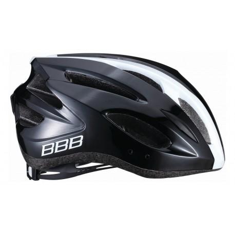 BBB Casco Condor BHE-35 Nero/Bianco