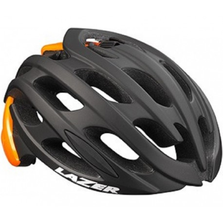 Lazer Casco Lazer Matt Blk/Flash Orange