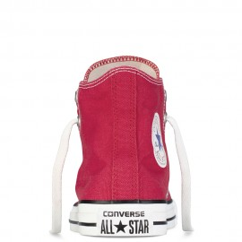 Converse Junior Canvas Core Hi Rosso