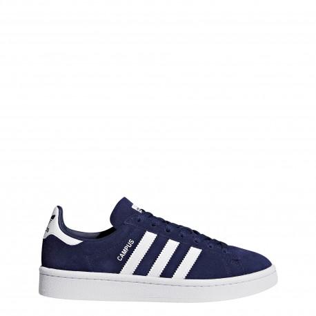 Adidas Junior Campus Blu/Bianco