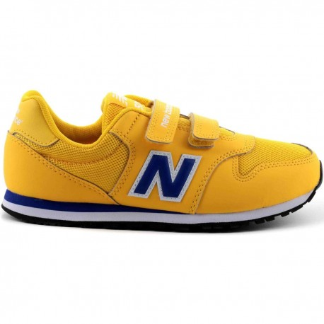 New Balance Junior 500 Psv Giallo/Blu