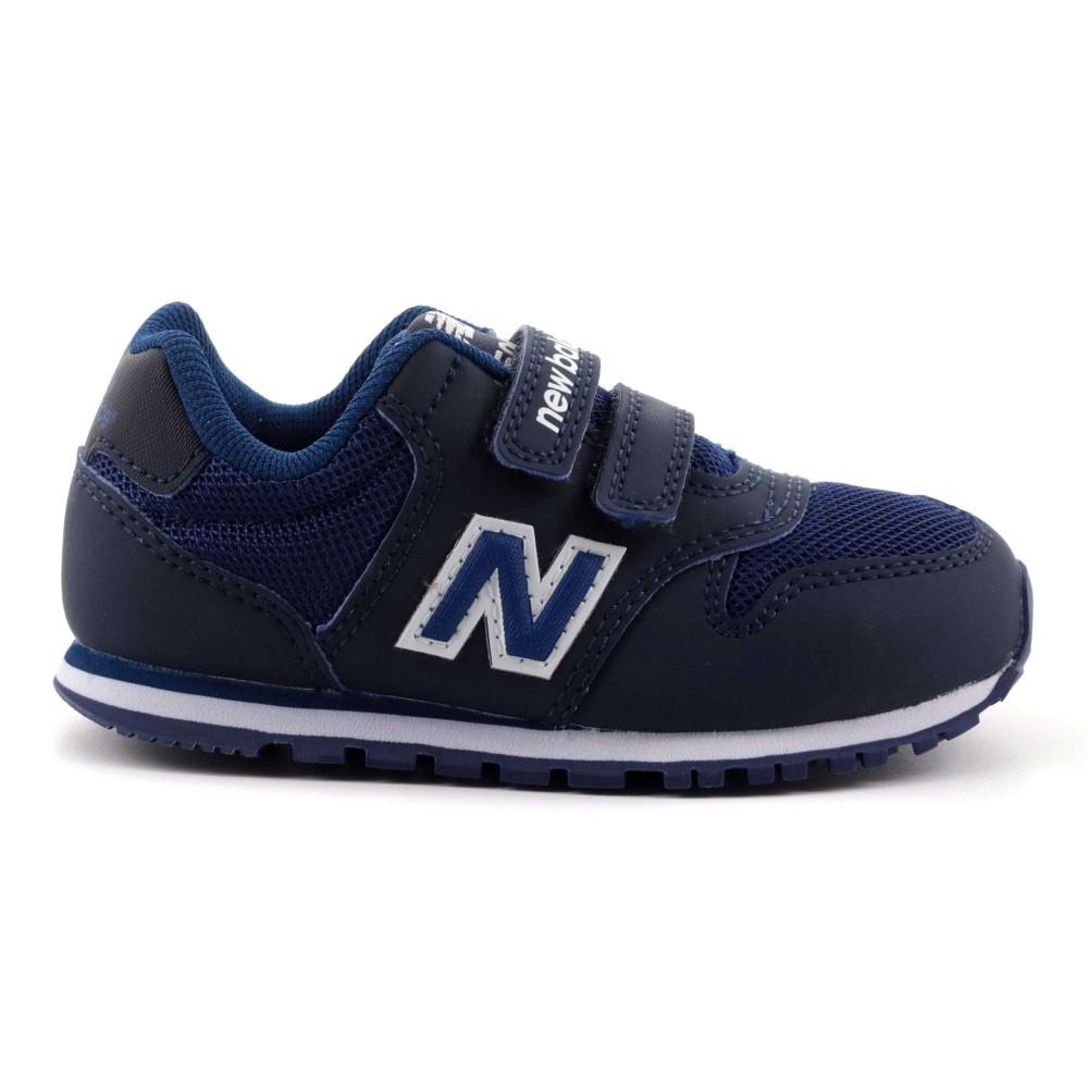 new balance bambino blu