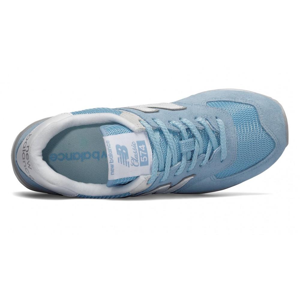new balance donna azzurre