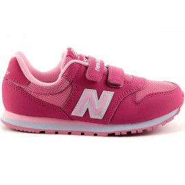 New Balance Junior 500 Psv Fuxia/Rosa
