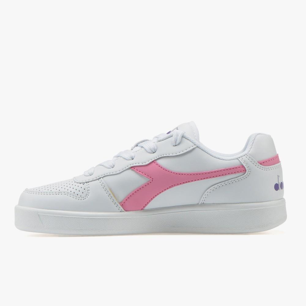 scarpe calcio diadora rosa