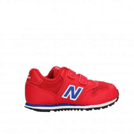New Balance Bambino 500 Tdv Rosso/Blu