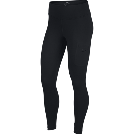 Nike Tight Donna Pwr Hpr Train Black