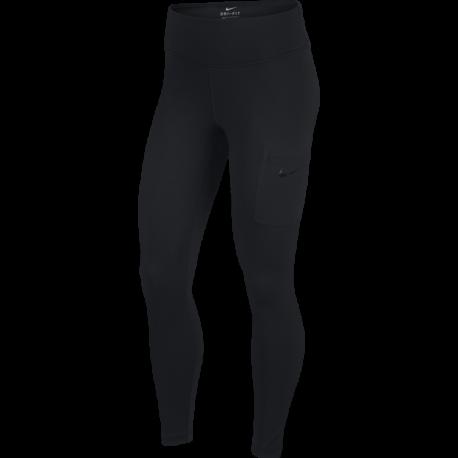 Nike Tight Donna Pwr Hpr Train Black