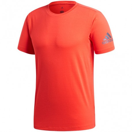Adidas T-Shirt Mm Train Arancio