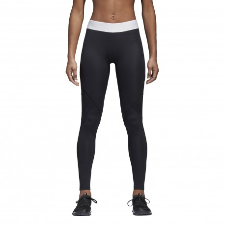 Adidas Tight Donna Train Nero