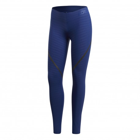 Adidas Tight Donna Train Climachill Blu