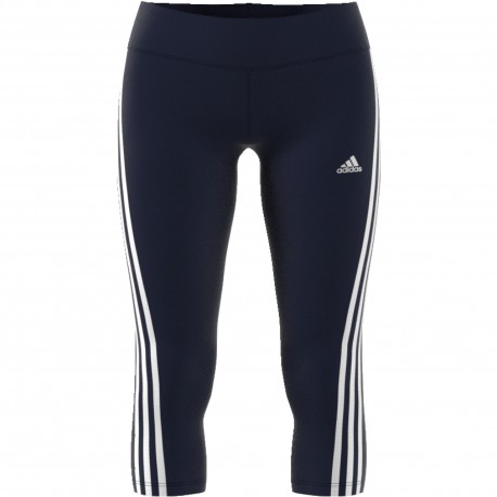 Adidas Capri Donna 3str Train Blu