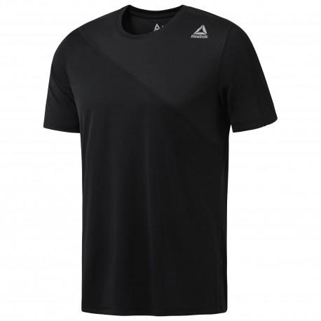 Reebok T-Shirt Train Nero