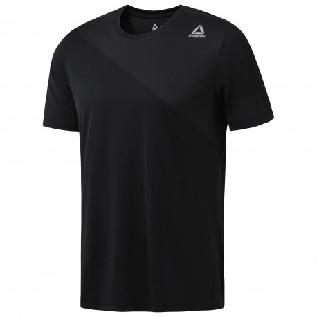 Reebok T-Shirt Train Nero