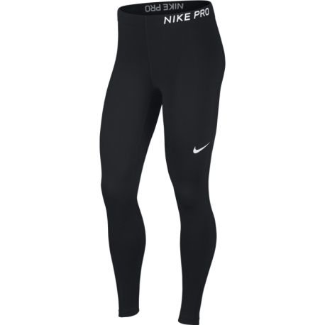 Nike Tight Donna Np Train Black