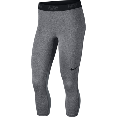 Nike Capri Donna Victory Carbon Heather/Cool Grey