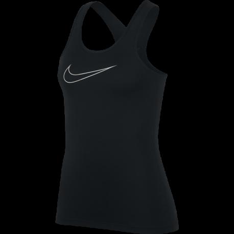 Nike Donna Nk Tank Vcty Black