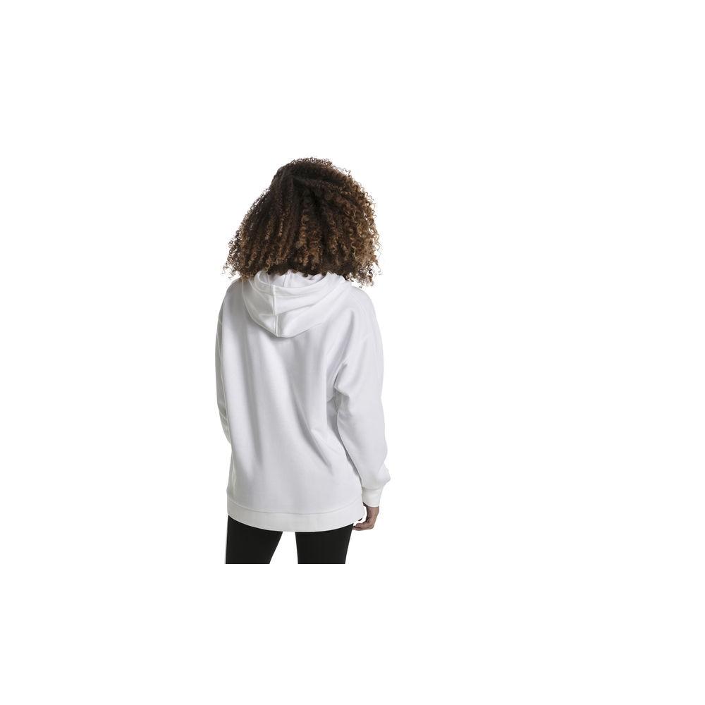 da8cfa575dcd78 Puma Felpa Donna Big Logo Bianco 575069-02 - Acquista online su ...