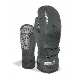Level Moffola Bambino Mitt Black