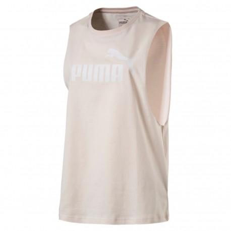 Puma T-Shirt Donna Sman Rosa