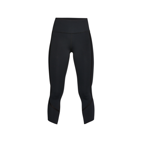Under Armour Leggings Donna Train Nero/Argento