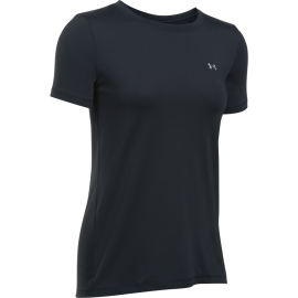 Under Armour T-Shirt Donna Logo Nero