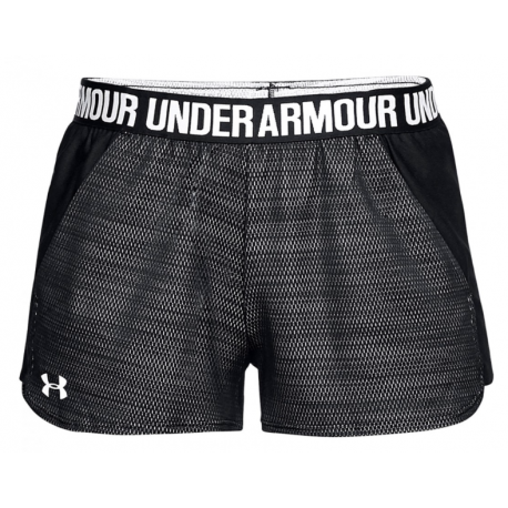 Under Armour Short Donna Novelty Nero
