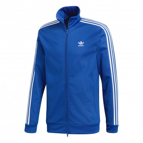 Adidas Originals Felpa Zip Beckenbauer Or  Royal