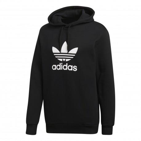 Adidas Originals Felpa Logo Cap Or  Nero