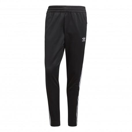 Adidas Originals Pantalone Snap Or Nero