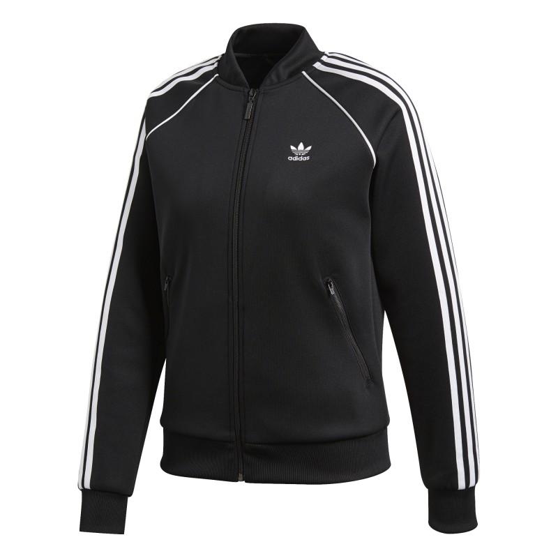 giacca adidas nera ragazza
