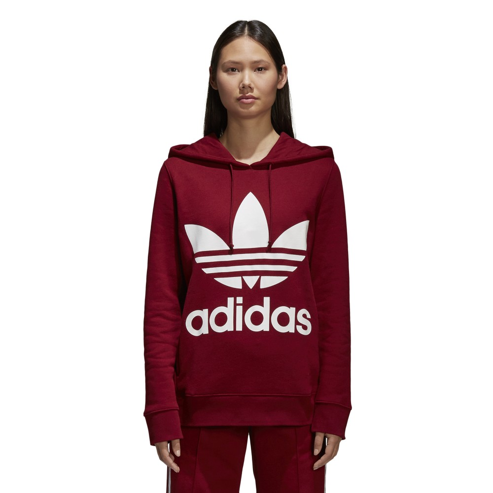 adidas t shirt bordeaux