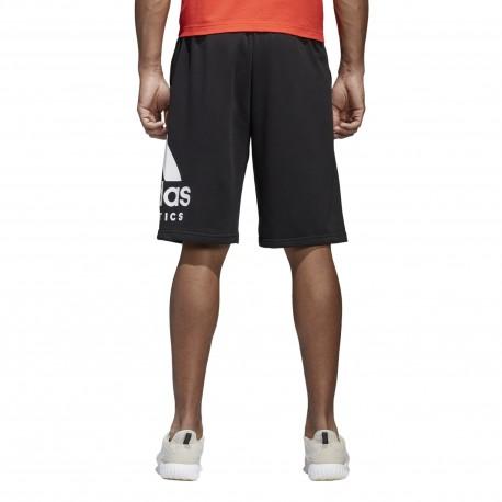 2e73193cae85 Adidas Originals Short Logo Ess Nero Adidas Originals Short Logo Ess Nero