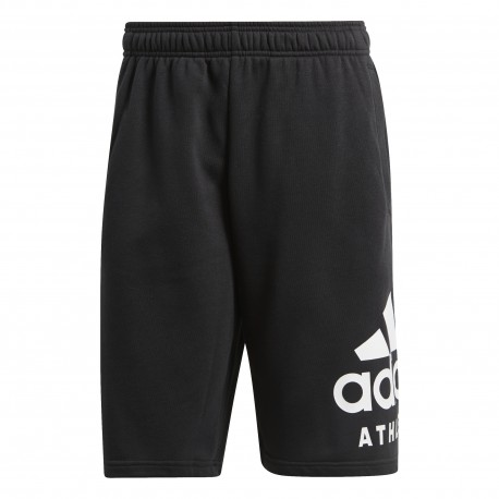 Adidas Originals Short Logo Ess Nero