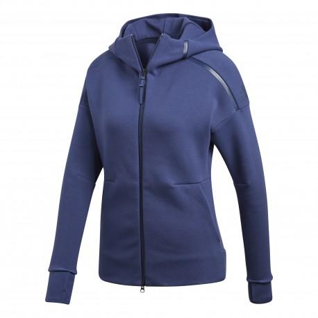 Adidas Originals Top Donna Rsm Zone Blu