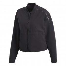 Adidas Originals Top Donna Rsm  Zone Nero