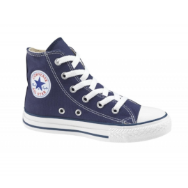 Converse Junior Canvas Core Hi Blu