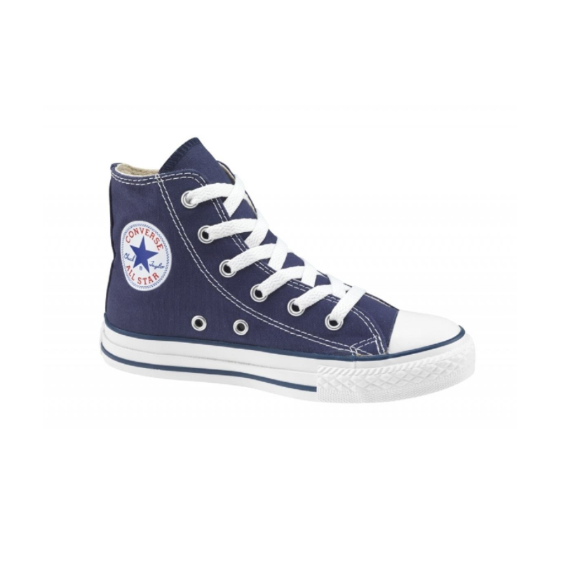 Scarpa Junior Canvas Core Hi Blu