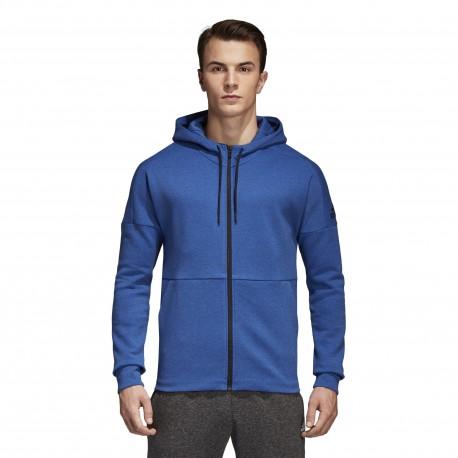 Adidas Originals Hooded Top Rsm Blu