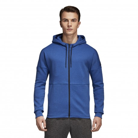 Adidas Originals Hooded Top Rsm Blu